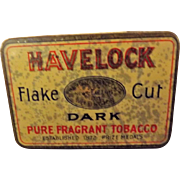 Havelock Flake Cut Dark Tobacco Tin