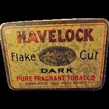 Havelock Flake Cut Dark Tobacco Tin