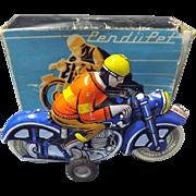 Lemezaru Cyar Boxed Motorbike - Hungary