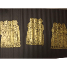 Brass Rubbing From Great St. Marys Church - Sawbridgeworth - Hertfordshire -  England