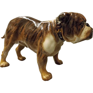 Royal Doulton BULLDOG HN1047 By Frederick Daws