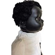 Sweetie-Pie Picaninny Black Baby Doll
