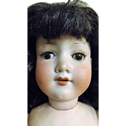 "Armand Marseille 23"" Model 390 Bisque / Composition Doll"