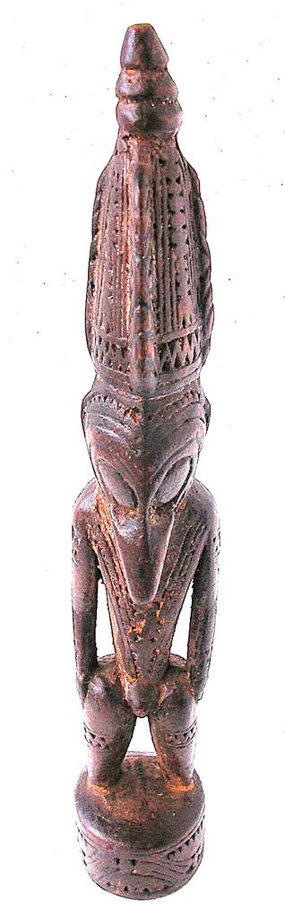 Vintage Papua New Guinea Spirit Figure