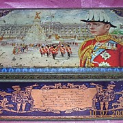 1936  Commemorative Tin Edward The Eight Accession To The Throne