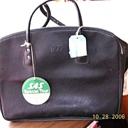 Vintage SAS Airlines Large Cabin Bag