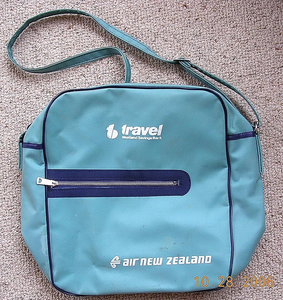 Vintage Air New Zealand Cabin Bag
