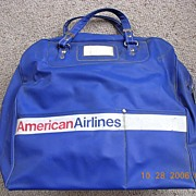Vintage American Airlines Cabin Bag