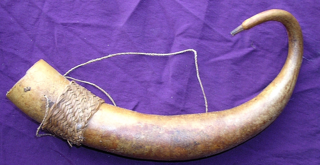 Papua New Guinea Native Gourd Private Parts Sheath