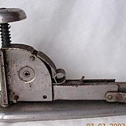 Vintage VANGUARD No 4 Desk Stapler Edwardian Period