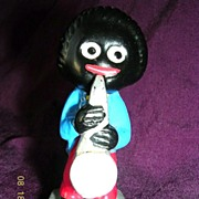 Robertsons Golliwog Saxophone Player