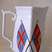 Queen Victoria Jubilee 1837-1887 Commemorative Jug