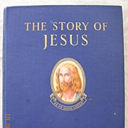"BOOKANO Pop Up ""The Story of Jesus"" Patent 1898-99"