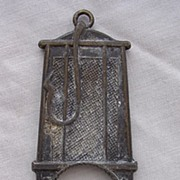 Victorian Art Nouveau Bottle Opener