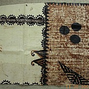 Vintage Tongan Tapa Cloth