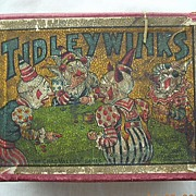 Old CHAD Valley Tidley Winks Set