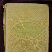 Rare 1896 First Edition NA-KUPUNA The Hawaiian Legend of Creation