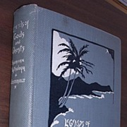 First Edition Signed - Legend of Gods & Ghosts - Hawaiian Mythology -1915