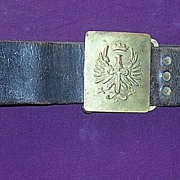 Rare Vintage Spanish Civil War Belt German CONDOR LEGION 1930's