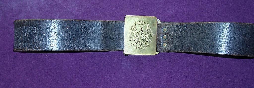Rare Vintage Spanish Civil War Belt German CONDOR LEGION 1930's