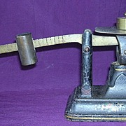 1880's FAIRBANKS Postal Lever Scales