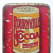 Circa 1910-1920 Cadbury BOURNVILLE Cocoa Sampler Tin