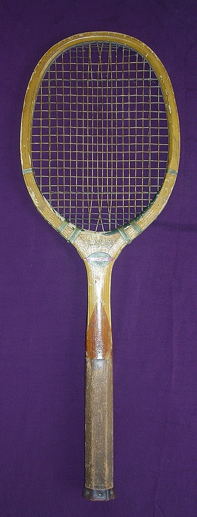 1923 Spalding NATIONALIST B Tennis Racquet