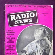 Radio News Magazine February 1939