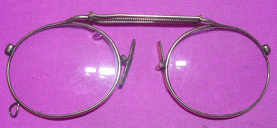 Victorian Prinz Nez Eye Glasses