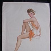VARGA PIN-UP Girl  - Esquire Magazine 1944