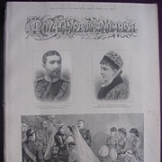 The Royal Wedding Of Princess Beatrice & Prince Henry Of Battenberg