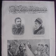 The Royal Wedding Of Princess Beatrice & Prince Henry Of Battenberg