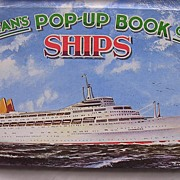 DEAN'S Pop-Up Book Of Ships