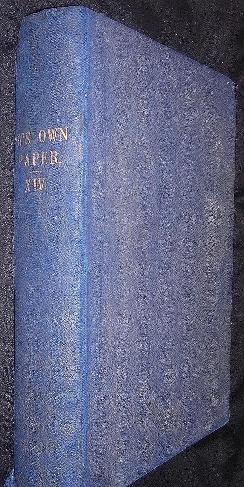 BOYS Own Paper Annual XIV - 1891-1892
