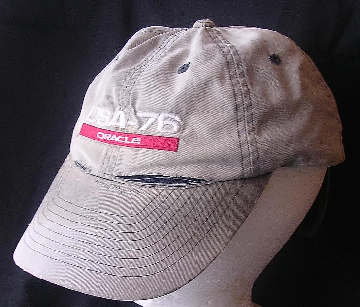 "2003 America's Cup ""ORACLE USA-76"" Team Cap"