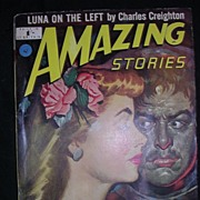 SCI-FI Magazine - Amazing Stories - Vol.23 1951