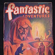 SCI-FI Magazine - Fantastic Adventures VOL.9 No 7 June 3 1947