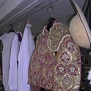 Museum Quality PICADOR'S Costume Circa 1940 Peru