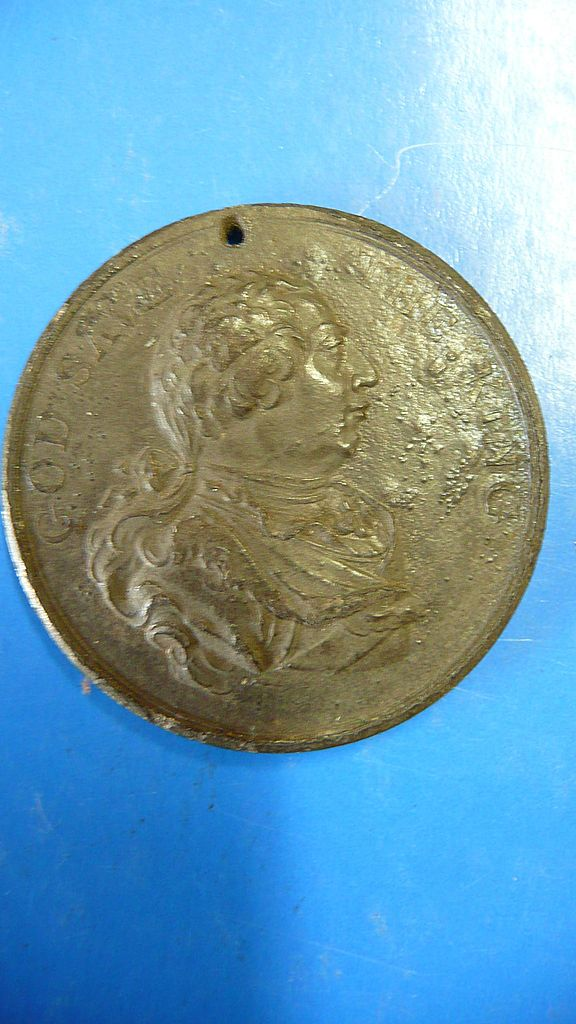 King George III 1809 Grand National Jubilee Medal