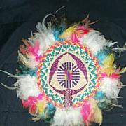Large Pacific Islands Fan