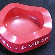 Hotel AMBON -Wisata - Indonesia - Advertising Ashtray