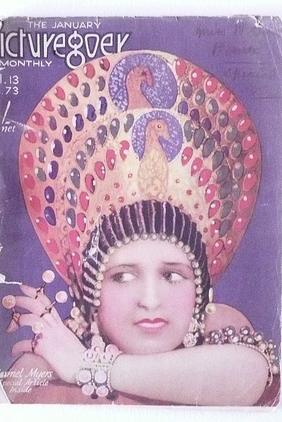 PICTUREGOER Movie Magazine January 1927