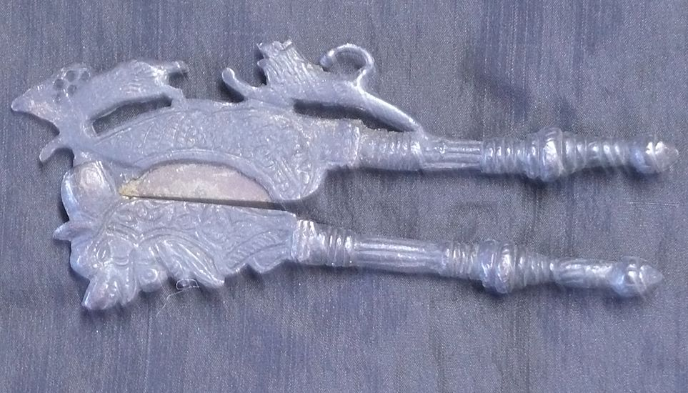 Indonesian Betel Nut Cutters Circa 1800