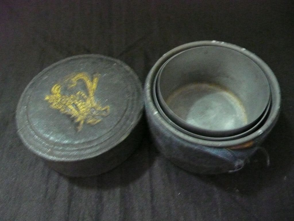 Victorian Collapsible Travel Cup
