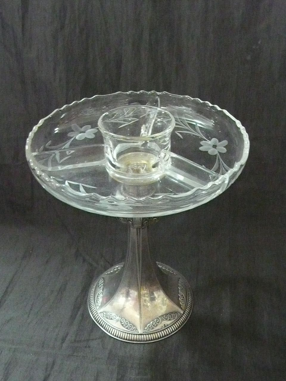 A Beautiful WMF Tazza Circa 1900