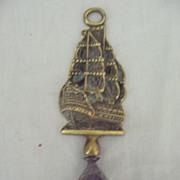 Old  'HM.S. VICTORY' Souvenir Bottle Opener