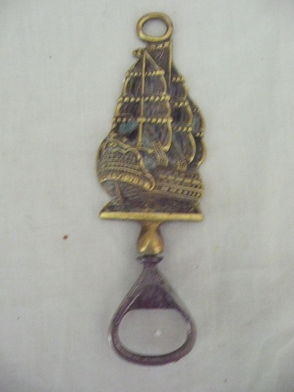 Old  'HM.S. VICTORY' Souvenir Bottle Opener