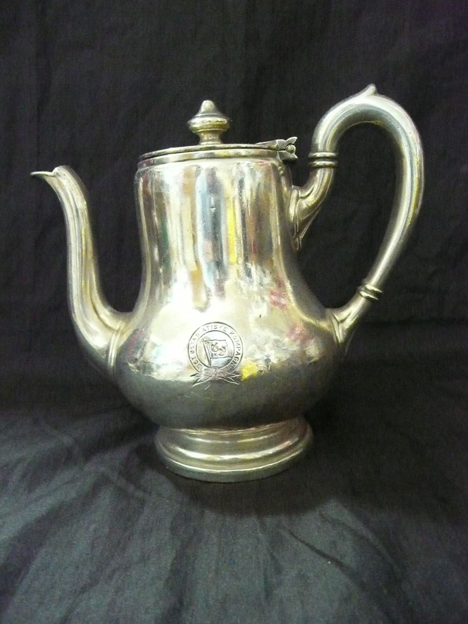 East Asiatic Shipping Company Coffee Pot