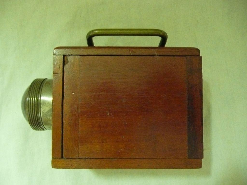 "EVER - READY  ""Bullsi"" Box  Lantern Torch Circa 1914"