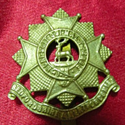 WW1 British Army Badge - Bedfordshire